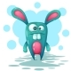 Rabbit Character - GraphicRiver Item for Sale
