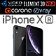 Apple iPhone Xr Black - 3DOcean Item for Sale