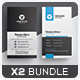 Business Card Bundle 52 - GraphicRiver Item for Sale