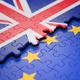 United Kingdom European Union Puzzle Flag - PhotoDune Item for Sale