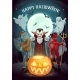Halloween Pumpkin Vampire and Devil Ghosts - GraphicRiver Item for Sale