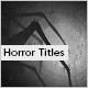 Flashlight - Horror Titles - VideoHive Item for Sale