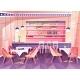 Vector Cartoon Cafe Background, Cafeteria Interior - GraphicRiver Item for Sale