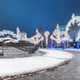 Moscow decoration for Christmas and New Year - PhotoDune Item for Sale