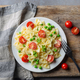plate of pasta farfalle - PhotoDune Item for Sale
