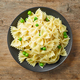 plate of pasta with green peas - PhotoDune Item for Sale