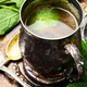 Cups of healthy herbal tea - PhotoDune Item for Sale