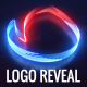 Energy Lines Logo Reveal - VideoHive Item for Sale