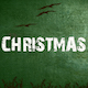 Beautiful Christmas Advertising Background