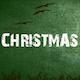 Beautiful Christmas Advertising Background