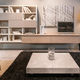 Modern living room interior with dining table - PhotoDune Item for Sale