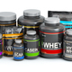 Sports  nutrition (supplements) for bodybuilding. Whey protein c - PhotoDune Item for Sale