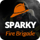 Sparky - Fire Brigade HTML Template - ThemeForest Item for Sale