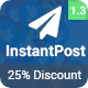 Instantpost - Instagram Auto Poster - CodeCanyon Item for Sale