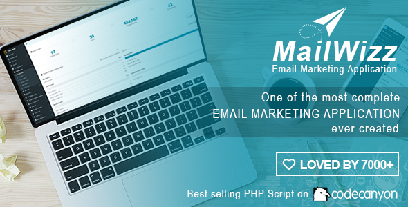 MailWizz - Email Marketing Application Nulled