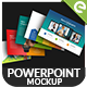 Powerpoint Slide Mockups - Presentation Mock up Vol 03 - GraphicRiver Item for Sale