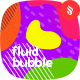 Colored Fluid Bubble Shapes Tileable Backgrounds - GraphicRiver Item for Sale