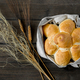 bread star on wooden table - PhotoDune Item for Sale