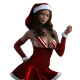 Sexy Christmas Girl - GraphicRiver Item for Sale