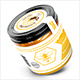 Honey Jar Bottle Mockup - GraphicRiver Item for Sale