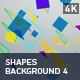 Shapes Background 4 - VideoHive Item for Sale