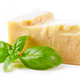 parmesan cheese and basil - PhotoDune Item for Sale