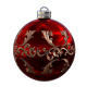 Red Christmas Ball - GraphicRiver Item for Sale