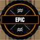 Uplifting Motivational Epic Achievements - AudioJungle Item for Sale