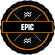 Epic Powerful Fight for Glory - AudioJungle Item for Sale