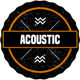 Indie Acoustic Guitar Sunny Road