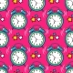 Bright Alarm Clock Seamless Pattern - GraphicRiver Item for Sale