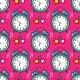 Bright Alarm Clock Seamless Pattern - GraphicRiver Item for Sale