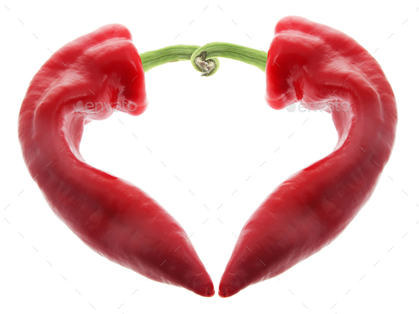Red Chilli Pepper - Stock Photo - Images