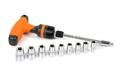 Socket spanner set on white background - PhotoDune Item for Sale