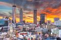 Atlanta, Georgia, USA Downtown Skyline - PhotoDune Item for Sale