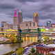 Cleveland, Ohio, USA Skyline - PhotoDune Item for Sale