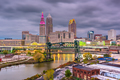 Cleveland, Ohio, USA Skyline - PhotoDune Item for Sale