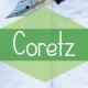 Coretz - GraphicRiver Item for Sale