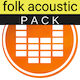 Happy & Uplifting Folk Acoustic Pack