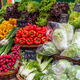Fresh colorful vegetables for sale - PhotoDune Item for Sale