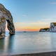 Durdle door at the Jurassic Coast  - PhotoDune Item for Sale