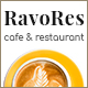 RavoRes - Multipurpose Restaurant & Cafe PSD Template - ThemeForest Item for Sale