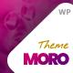 Moro - Multi-purpose Magazine Theme with Portfolio - ThemeForest Item for Sale