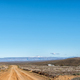 Farm landscape on road R356 to Ceres. Snow is visible - PhotoDune Item for Sale