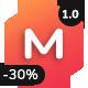 Modern Admin - Clean Bootstrap 4 Dashboard HTML Template + Bitcoin Dashboard - ThemeForest Item for Sale