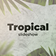 Tropical Slideshow - VideoHive Item for Sale