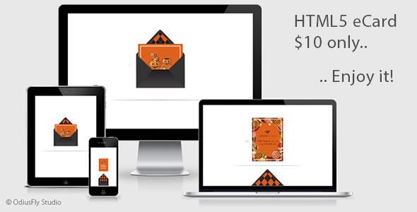 Halloween Card v3            Nulled
