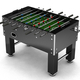 Football ( Foosball ) Table Game - 3DOcean Item for Sale
