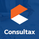 Consultax | Finance Consulting PSD Template - ThemeForest Item for Sale