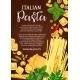 Italian Pasta - GraphicRiver Item for Sale